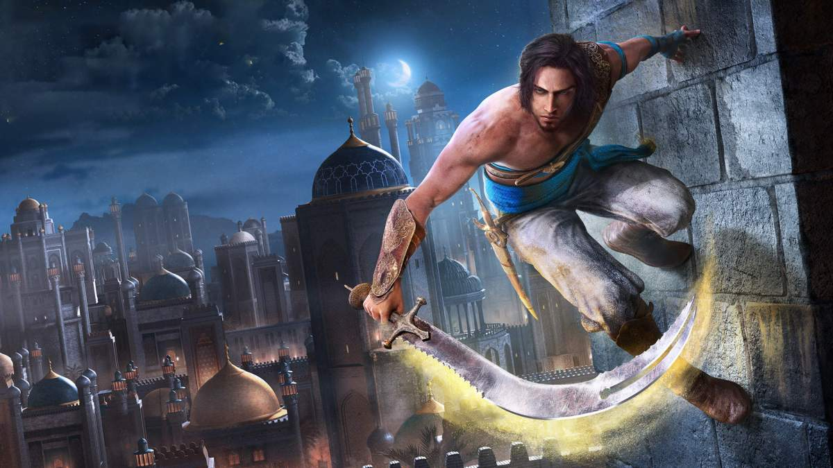 Prince Of Persia 2021