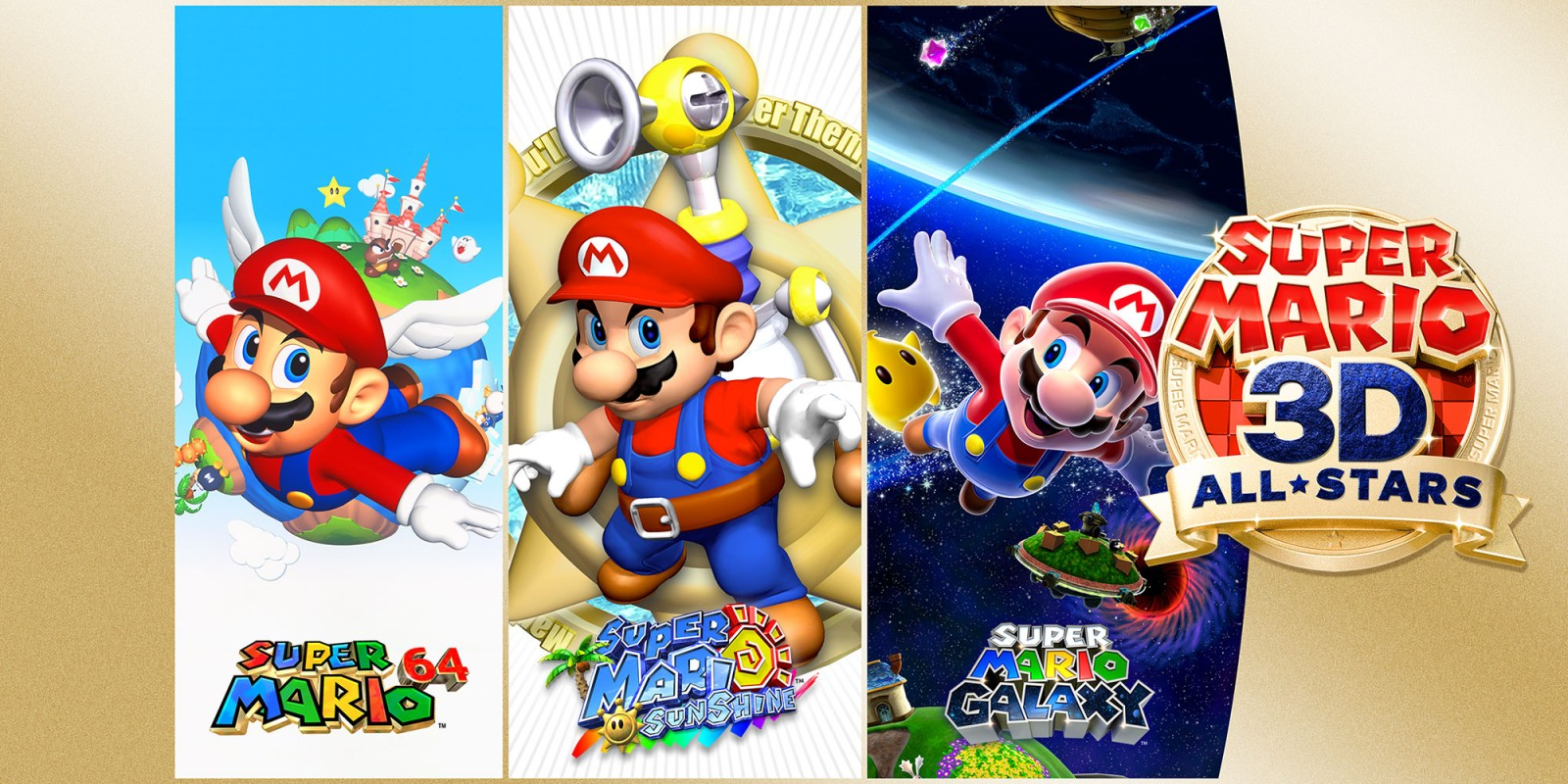 Here's the Japanese box-art for Super Mario 3D All-Stars – My Nintendo News