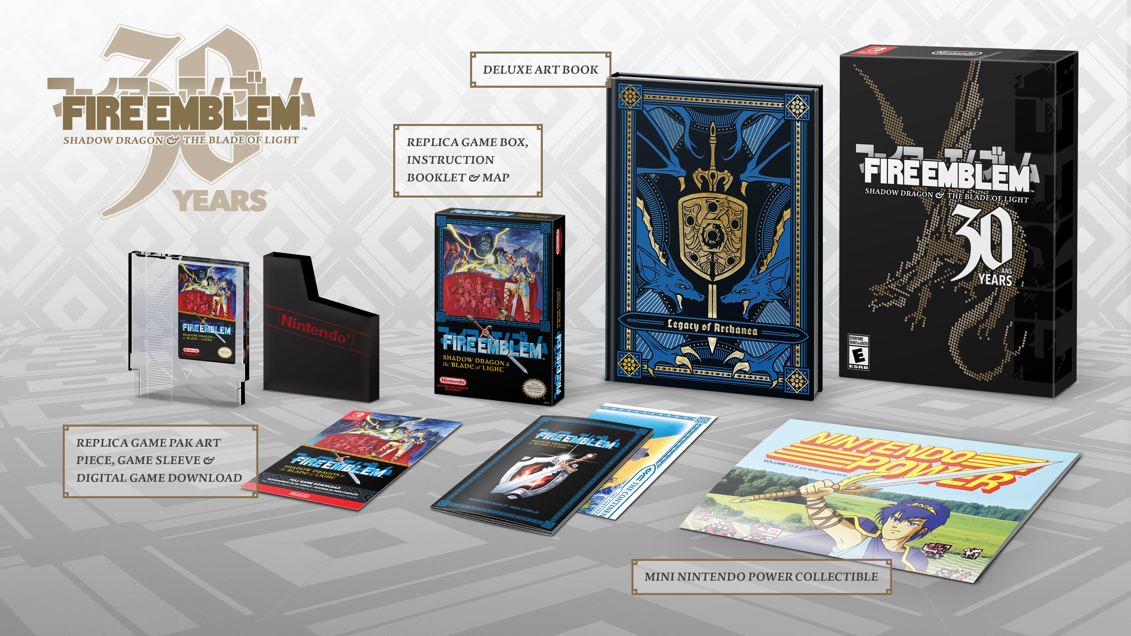Fire Emblem's launch title finally coming to US Dec. 4, 2020
