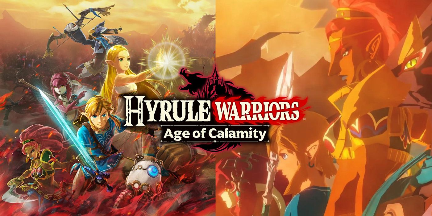 Hyrule Warriors Age Of Calamity Demo Frame Rate And Resolution Analysis My Nintendo News