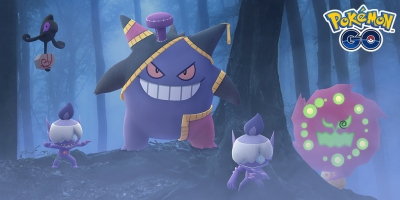 The Pokemon GO 2020 Halloween Event has been announced