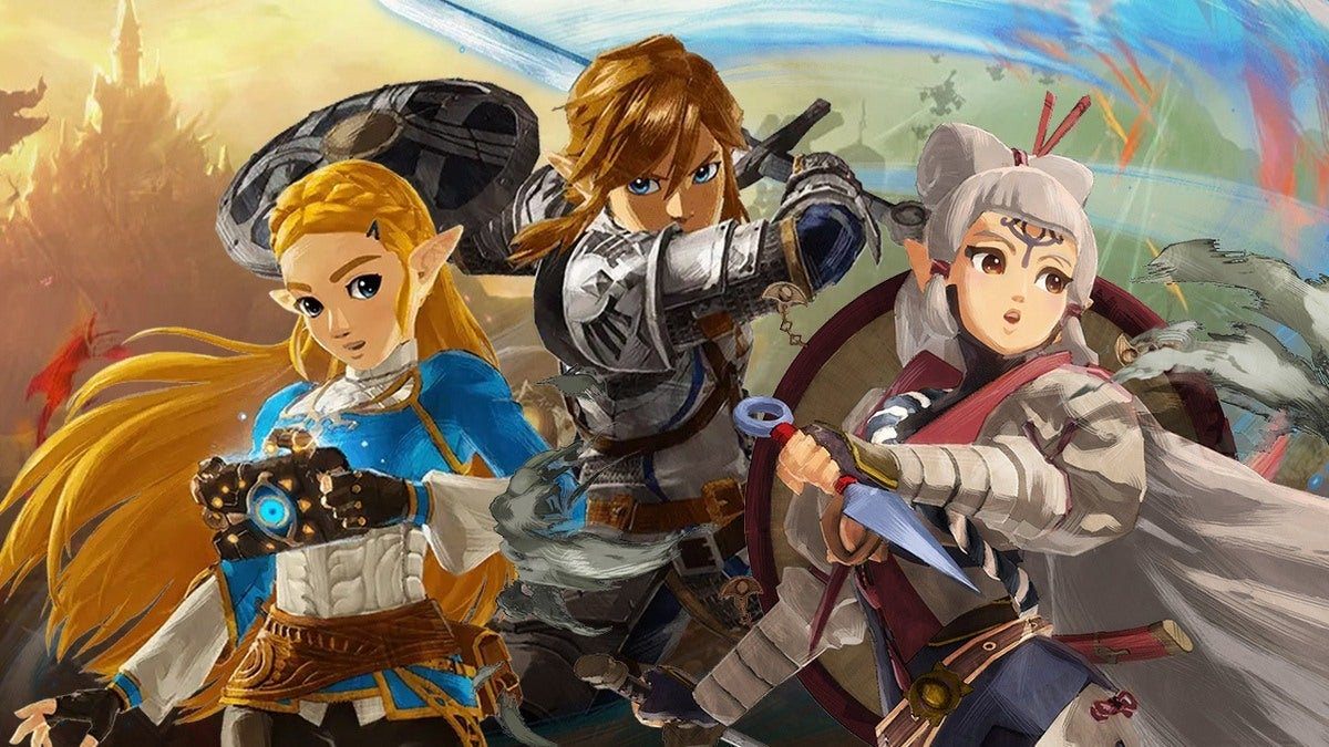 Hyrule Warriors Age Of Calamity Has Already Shipped 3 Million Including Digital My Nintendo News