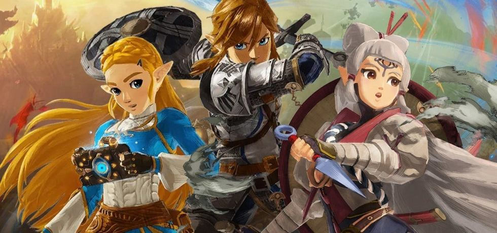 Search Results For Hyrule Warriors Age Of Calamity My Nintendo News