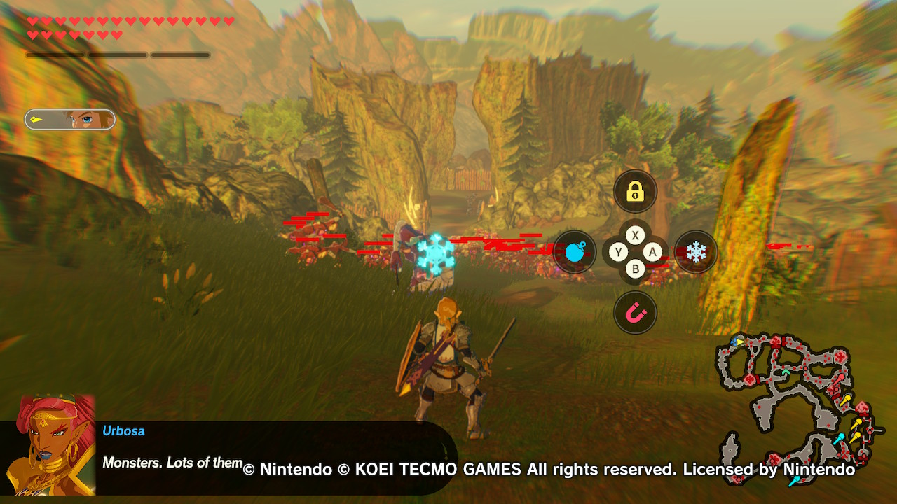 Review Hyrule Warriors Age Of Calamity For Nintendo Switch My Nintendo News