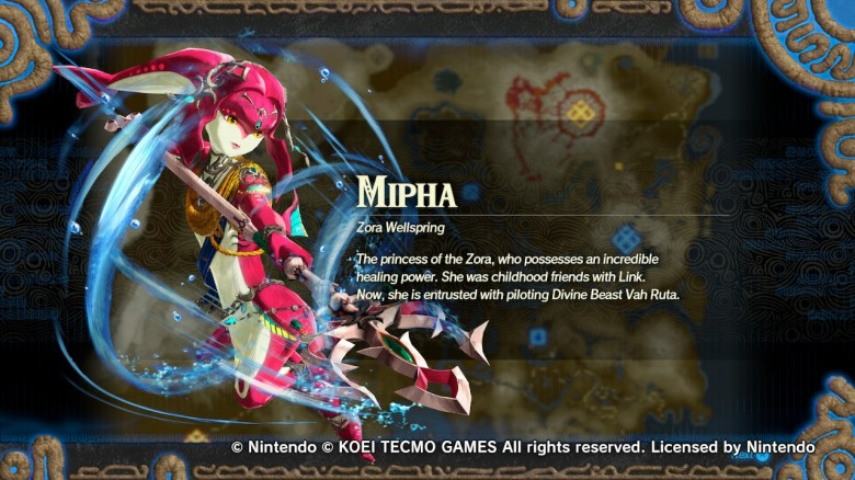 Nintendo Shares Teaser Of The Champion Mipha Music Track From Hyrule Warriors Age Of Calamity The Best News Exchange Magazine As Of Today