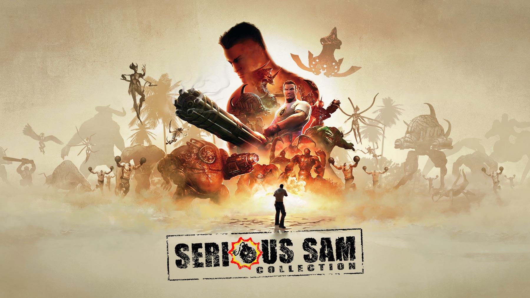 Serious Sam Collection Drops Next Week on Nintendo Switch