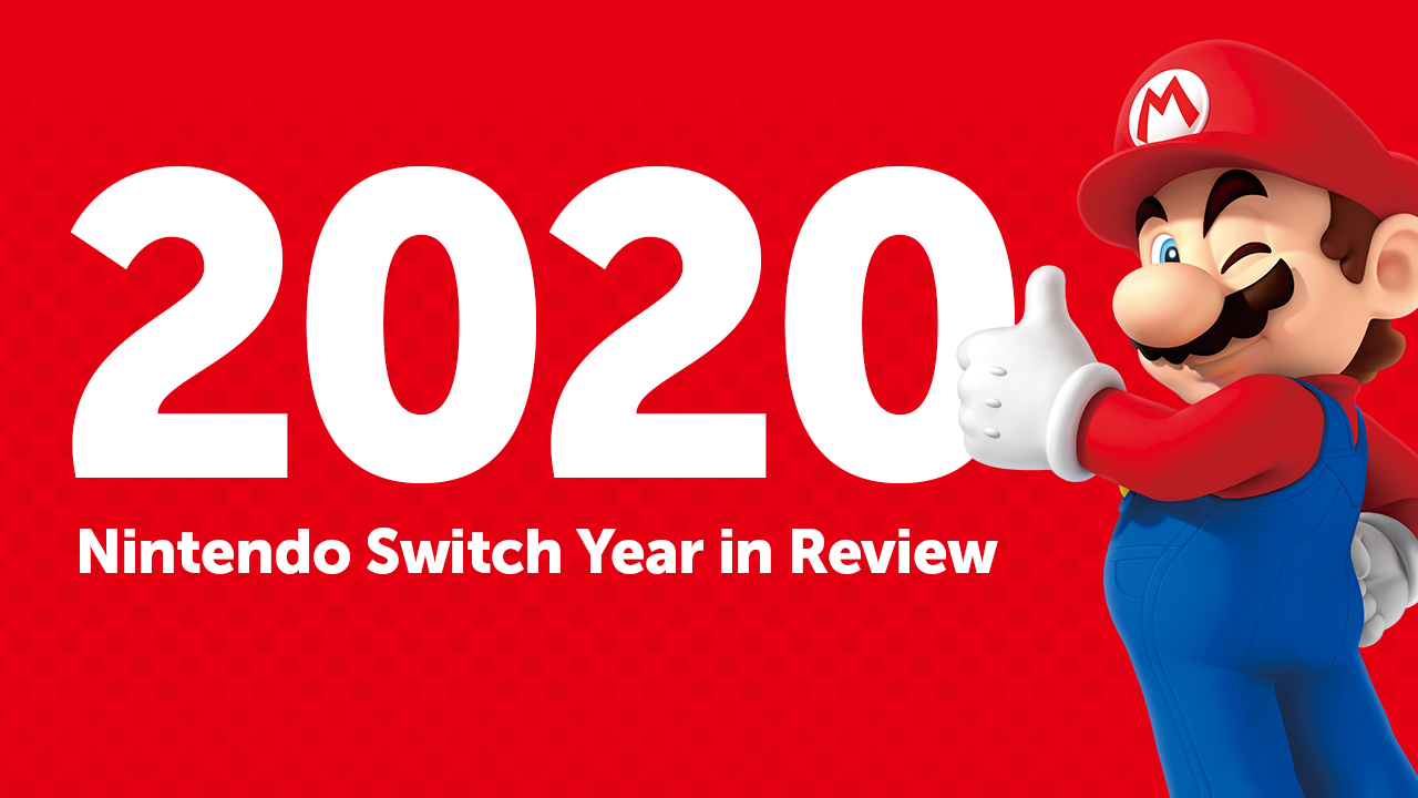 How to Find Out Your Most-Played Nintendo Switch Game of 2020