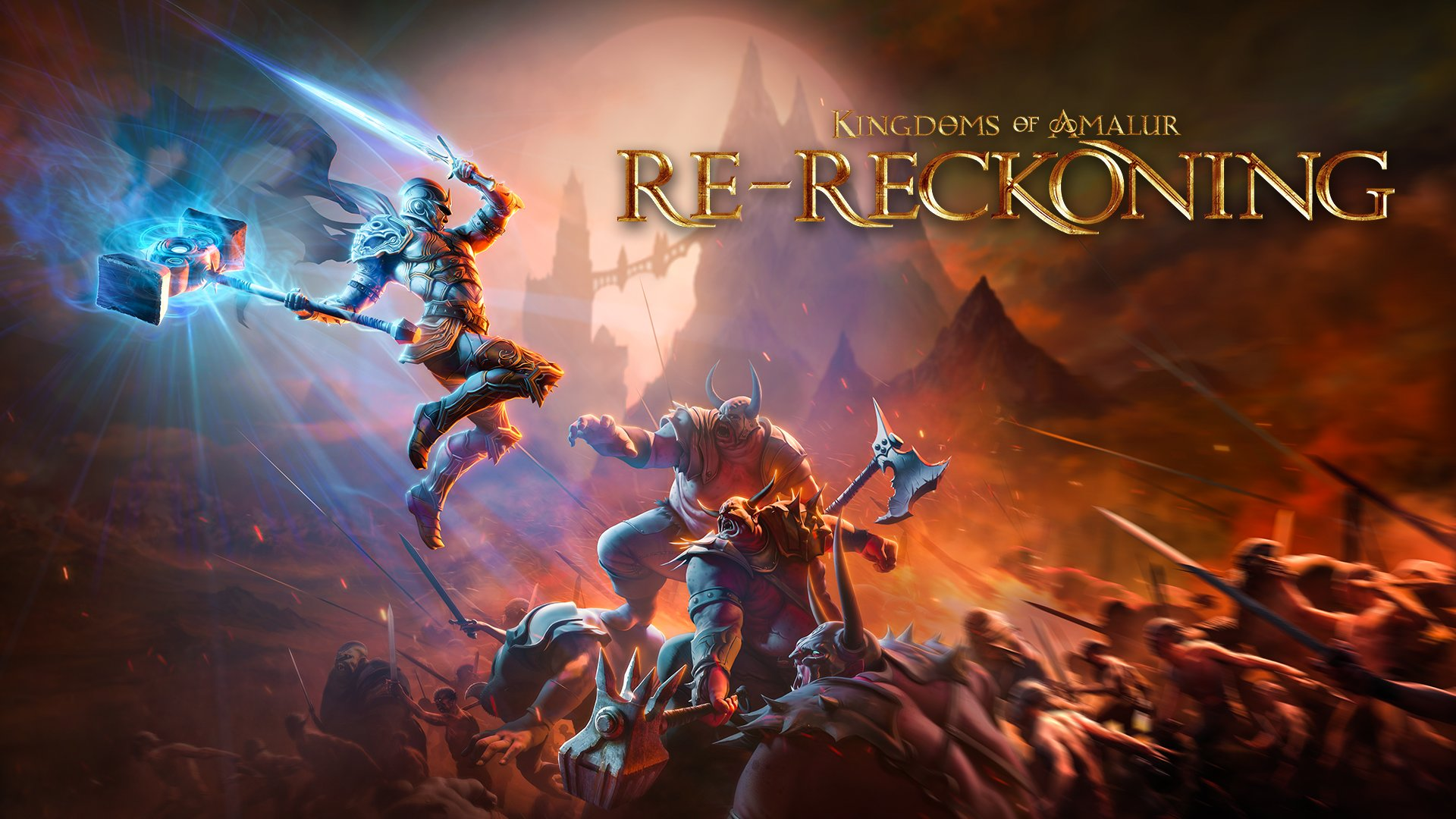 Kingdoms of Amalur: Re-Reckoning coming to Switch on March 16