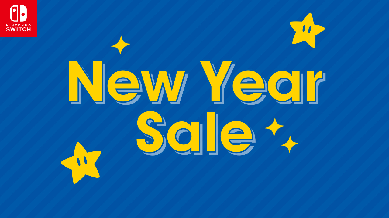 US: New year, new sale on select digital Nintendo Switch games