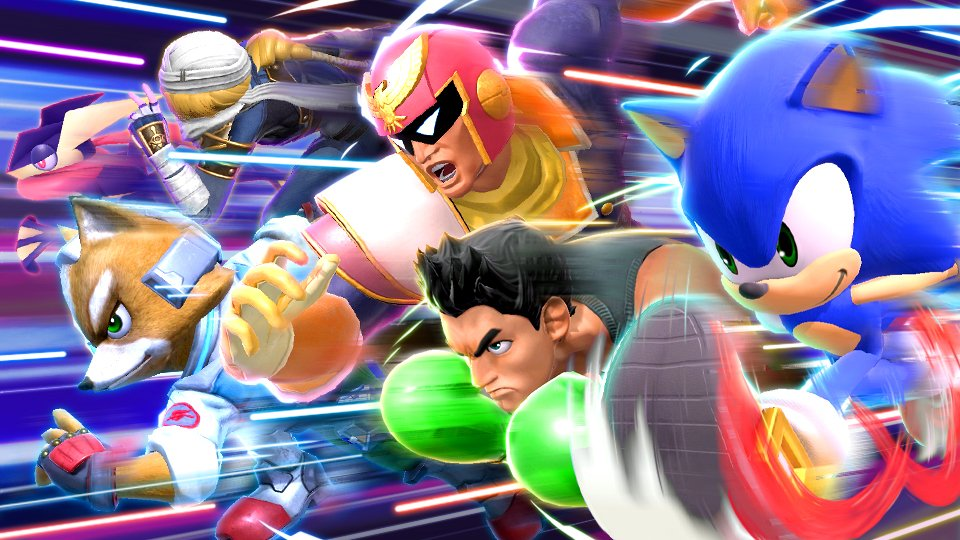 """Super Smash Bros Ultimate """"True Speedsters Only"""" event is now live"""