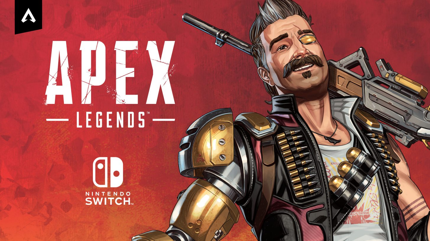 Here's the gameplay trailer for Apex Legends on Nintendo Switch