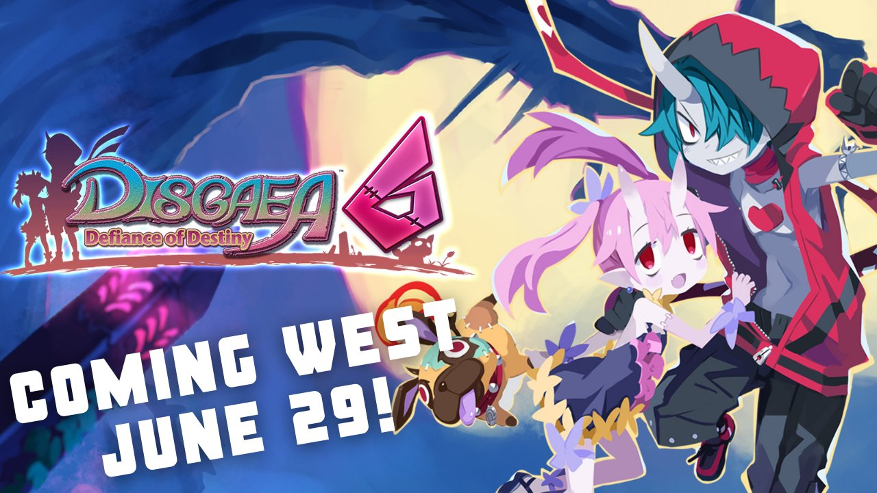 Disgaea 6: Defiance of Destiny coming to Nintendo Switch in the west June 2021